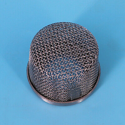 Inlet Suction Filter Strainer 181072 For Airless Paint Spray Guns 1 Npt Thead