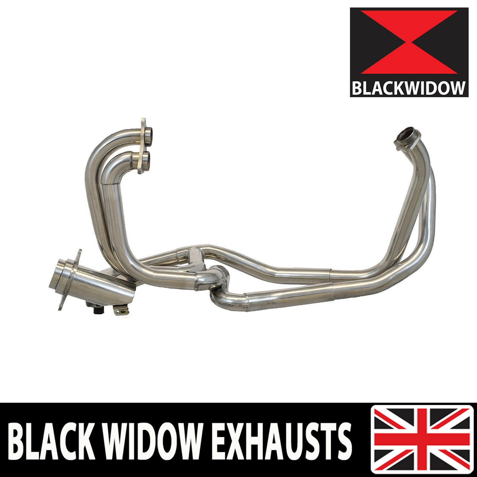 Exhaust Connection Gasket For Honda VFR 750 R 88-93