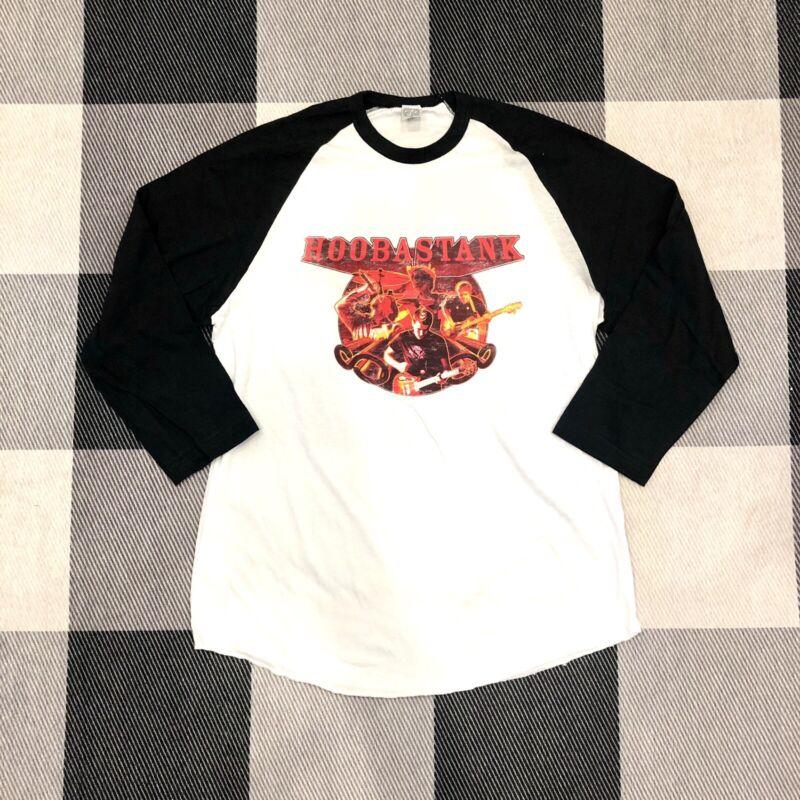 Hoobastank 2004 US Concert Tour Shirt L New Old Stock