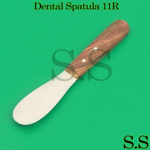 "Lab Mixing Spatula 11R Dental Plaster Alginate 8"" Modeling Instruments"