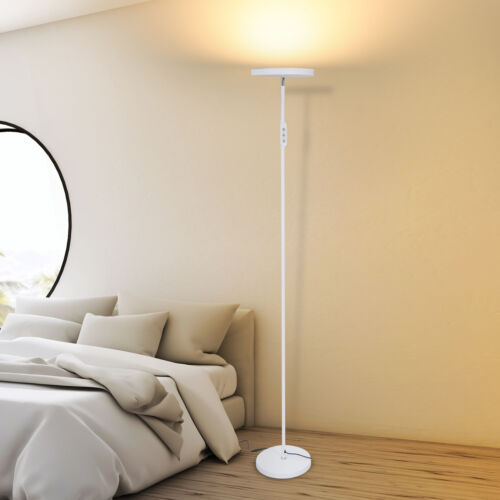 66″ High LED Floor Lamp High Lumen Light  for Living Rooms and Offices Dimmable Home & Garden
