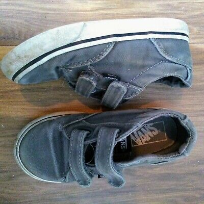 Kids Infant Vans Size 8