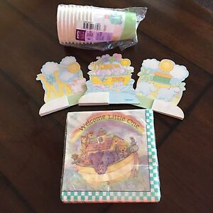 Noah's Ark Party/Baby Shower Supplies