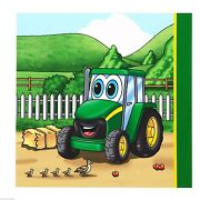 Tractor Birthday Party Supplies