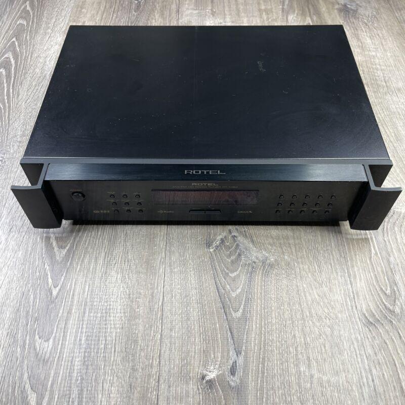 Rotel RT-1084 AM/FM HD Radio SIRIUS Tuner HI-End Digital Output No Cord