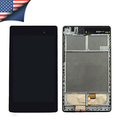 For NEXUS 7 2013 Asus ME571K Gen 2nd LCD Display Touch Screen Digitizer Assembly Asus 7 Screen