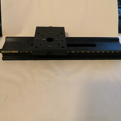 Melles Griot Optical Rail With Carrier 200mm Laser