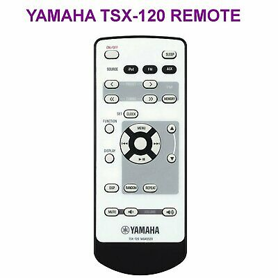 Yamaha TSX-120 Remote Control WQ42220 ORIGINAL TSX120
