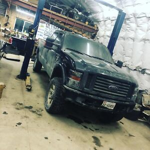 2008 Ford F-350 6.4 diesel. trade for 6.0