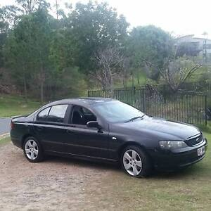2003 Ford Falcon XT Arundel Gold Coast City Preview