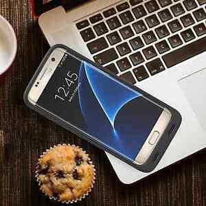 Galaxy S7 Edge 8500mAh Battery Case Black Proserpine Whitsundays Area Preview