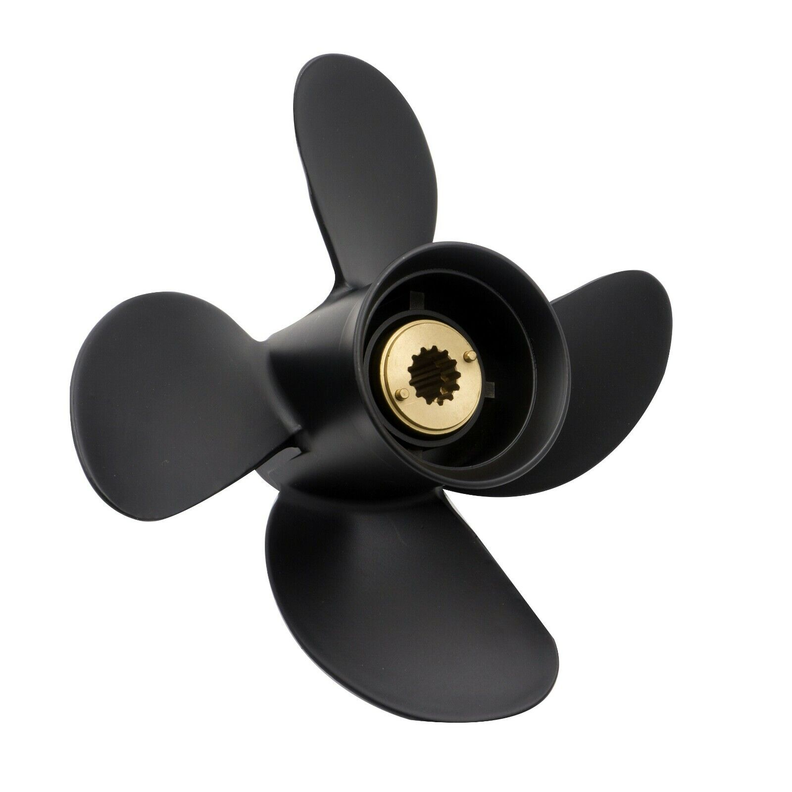 Aluminum Outboard Propeller 11x12P for Mercury 25-70HP 48-855856A5