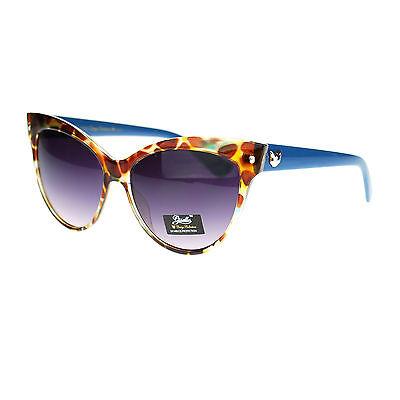 Giselle Trendy Womens Oversized Large Cat Eye Fashion Thick Plastic (Gisele Sunglasses)