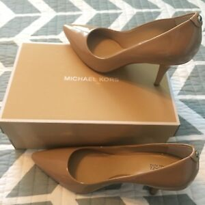 Michael Kors nude colour Pumps  (BRAND NEW & NEVER WORN)