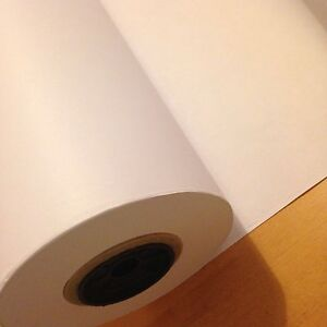Professional Plain Pattern Cutting / Making Paper 15 Metre Roll For Drawing