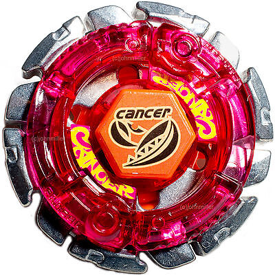 Beyblade BB55 Dark Gasher Cancer Metal Fusion Beyblade Constellation Beyblade ()