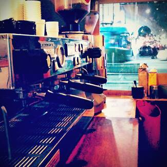 ICONIC SPECIALTY COFFEE SHOP FOR SALE - NO WEEKENDS! Melbourne CBD Melbourne City Preview