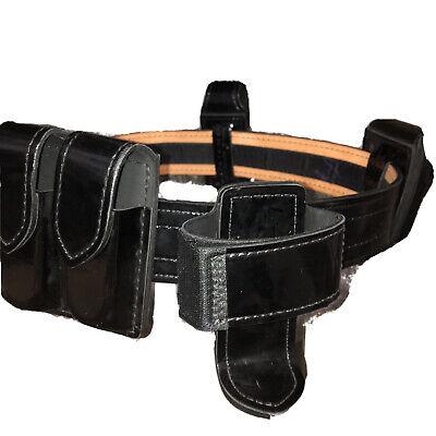 Safariland Police Service Duty Utility Belt Multiple Attachment Glock