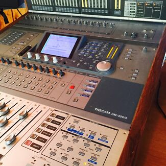 Tascam Dm3200 Picton Wollondilly Area Preview