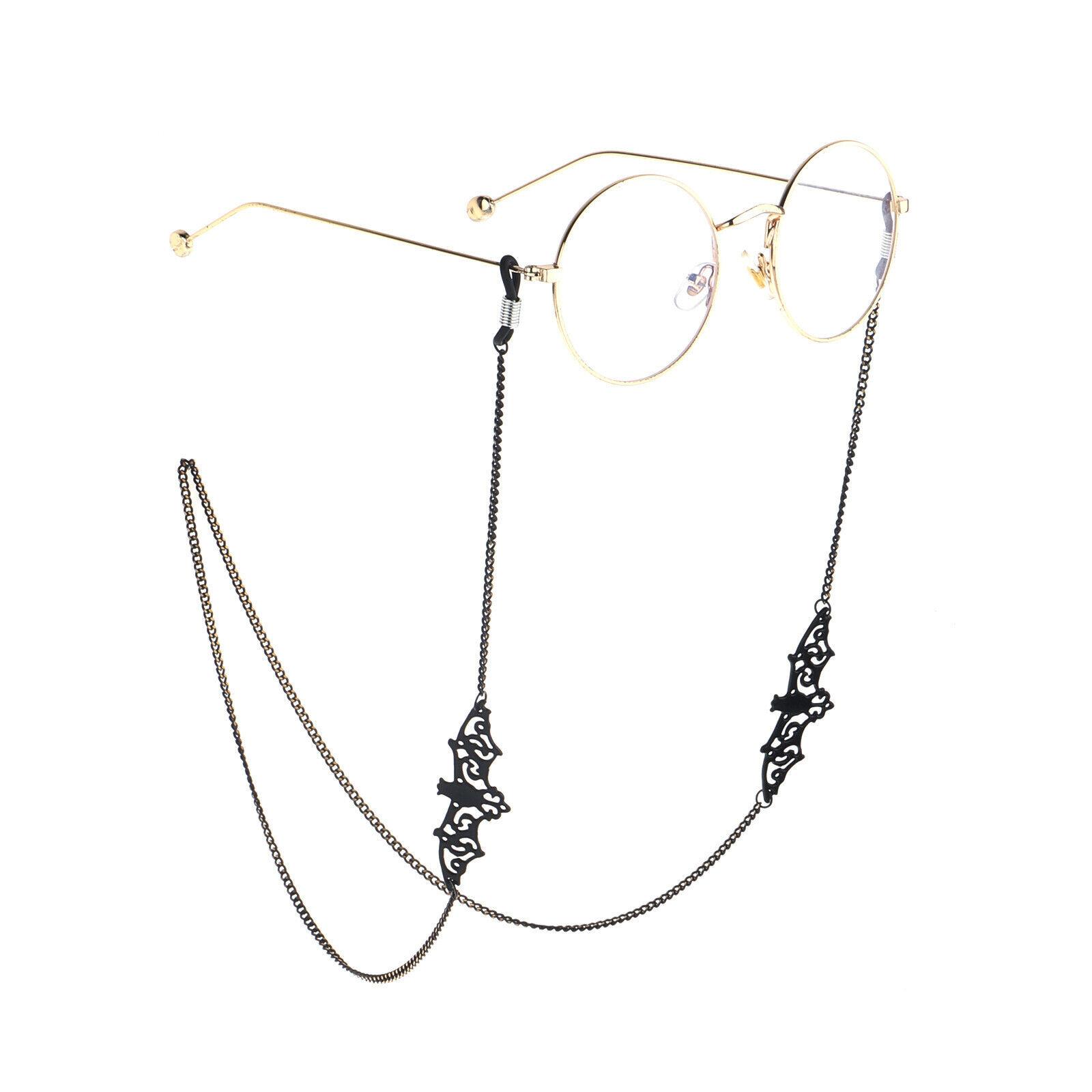 Bird Pendant Eyeglass Cord Reading Glasses Eyewear Spectacles Neck Chain Holder