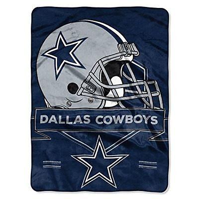 Nfl Dallas Cowboys Fan - NFL Dallas Cowboys Blanket Fleece Throw Large Football Fan Sport 60 x 80 Inches