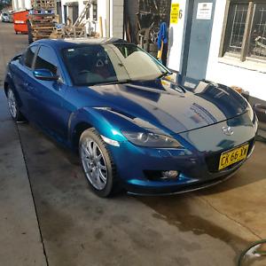 Mazda rx8 for sale sydney