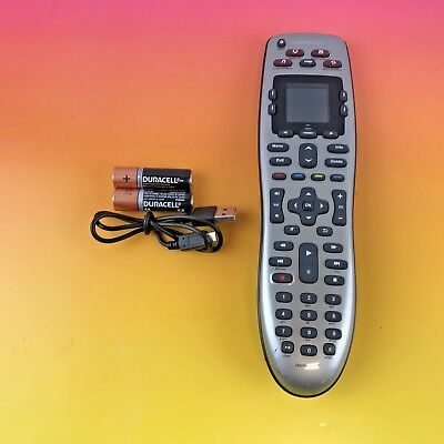 Logitech Harmony 650 Advanced Universal Remote Control #650Logi