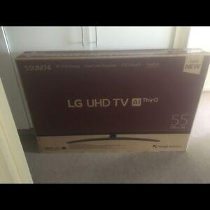 "LG 55"" TV - Brand New in Box"