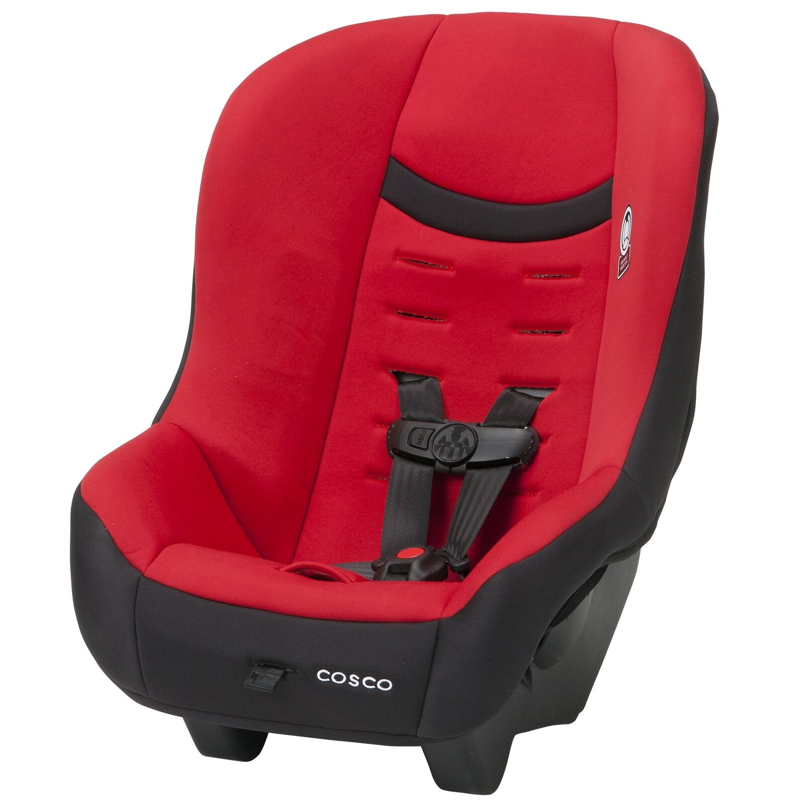 Details About Cosco Scenera Next Convertible Car Seat Baby Toddler Rear Front Face Can Apl Red