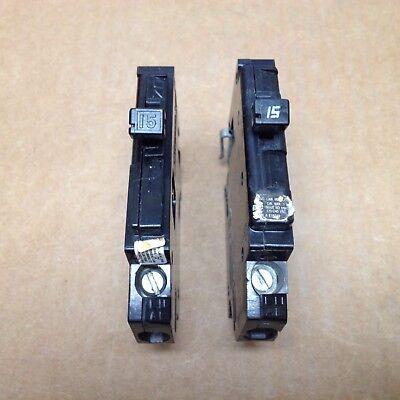 Gte Sylvania Challenger Type A 1 Pole 120240v 15 Amp Left Clip