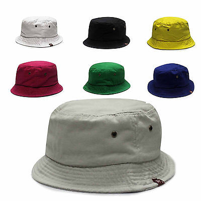 City Hunter Hats (City Hunter BD2020 Short Visor Bucket Hat Boonie )
