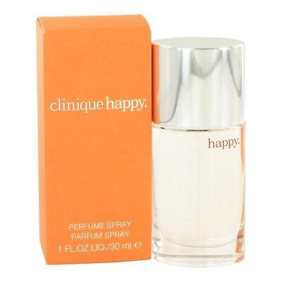 Clinique Happy 1 0 Oz 30 Ml Happy Women Perfume Edp Spray New In Box