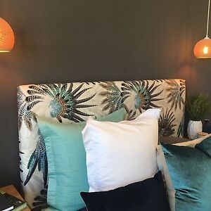 CUSTOM MADE BEDHEADS, OUTDOOR CUSHIONS & BOX CUSHIONS Malaga Swan Area Preview