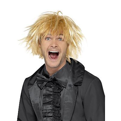 Messy Surfer Wig Beach Party Surfer Dude Accessory    (Blonde Surfer Dude)