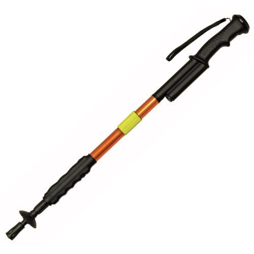 Walking Stick, ZAP Stun Gun, 950,000 Volts, with Flashlight & Stun Device