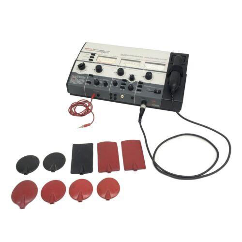 Amrex SynchroSonic U/HVG50 UHVG-50 Combination Ultrasound Therapy w/Applicator