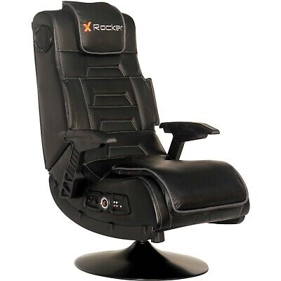 Ultimate Gaming Chair Xbox One Bluetooth Gamer PS4 Video Game Vibration Wireless for sale  USA