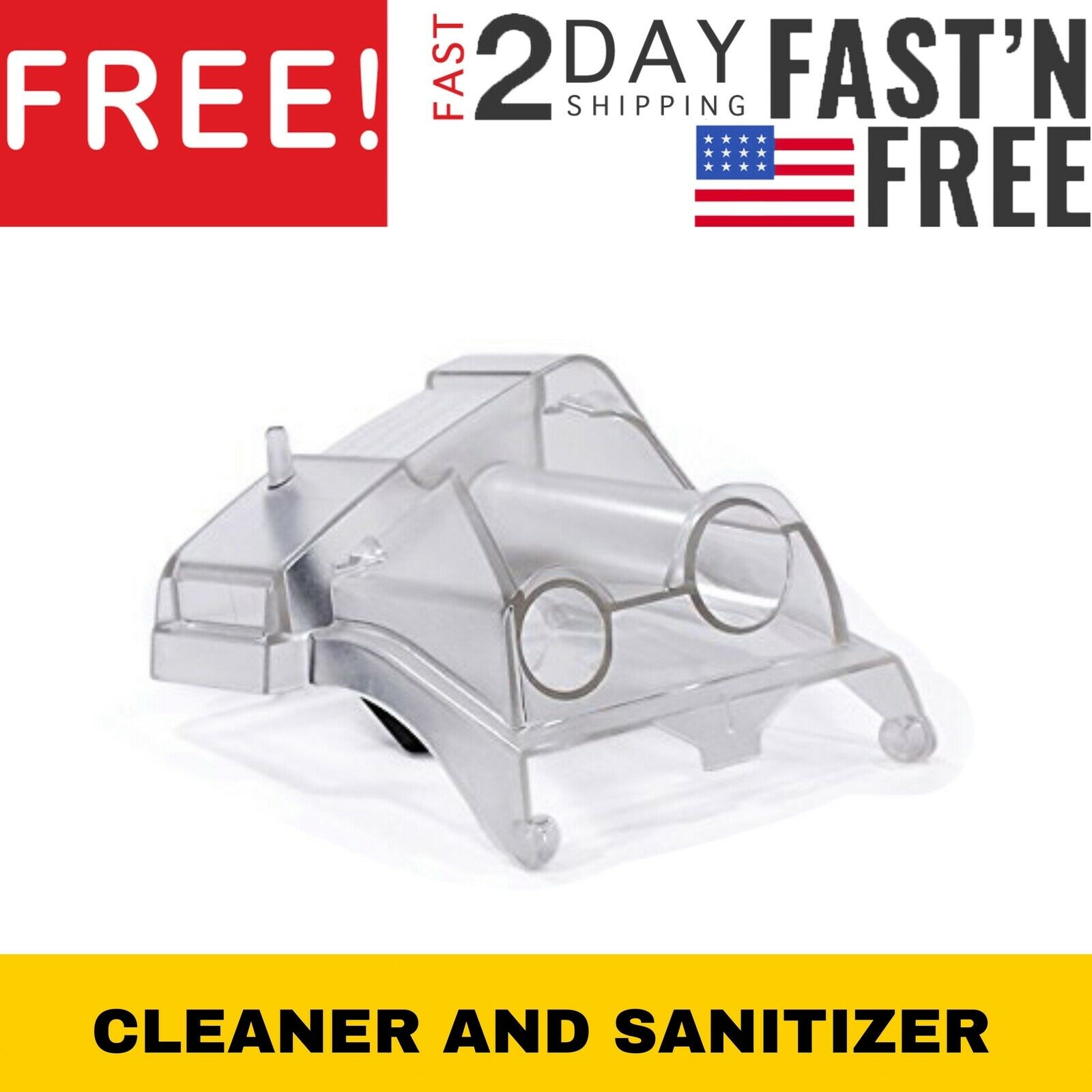 CPAPCleanerAndSanitizer Adapter For Resmed AirSense 10