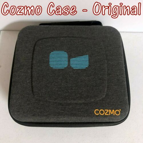 Genuine Official Anki Cozmo Carry Case - For Robot, 3 Cubes &Charger Accessories