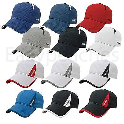 REEBOK - UNISEX Golf Hat, Tennis, Baseball Cap, MESH, Several STYLES / COLORS