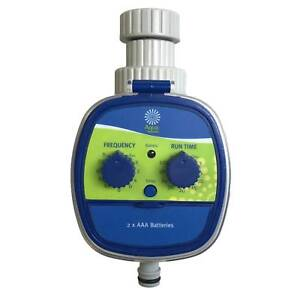 Aqua Systems 2 Dial Tap Timer From One Hour Up To 7 Days Manual W