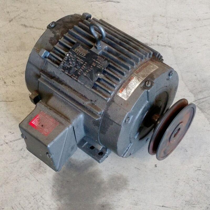 Lincoln Electric 7VL CCN6G1.5U64 L, Motor HP-1.5, RPM-1175, Frame-184U - USED