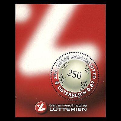 Austria 2002   Austrian Lottery   Sc 1906 Mnh