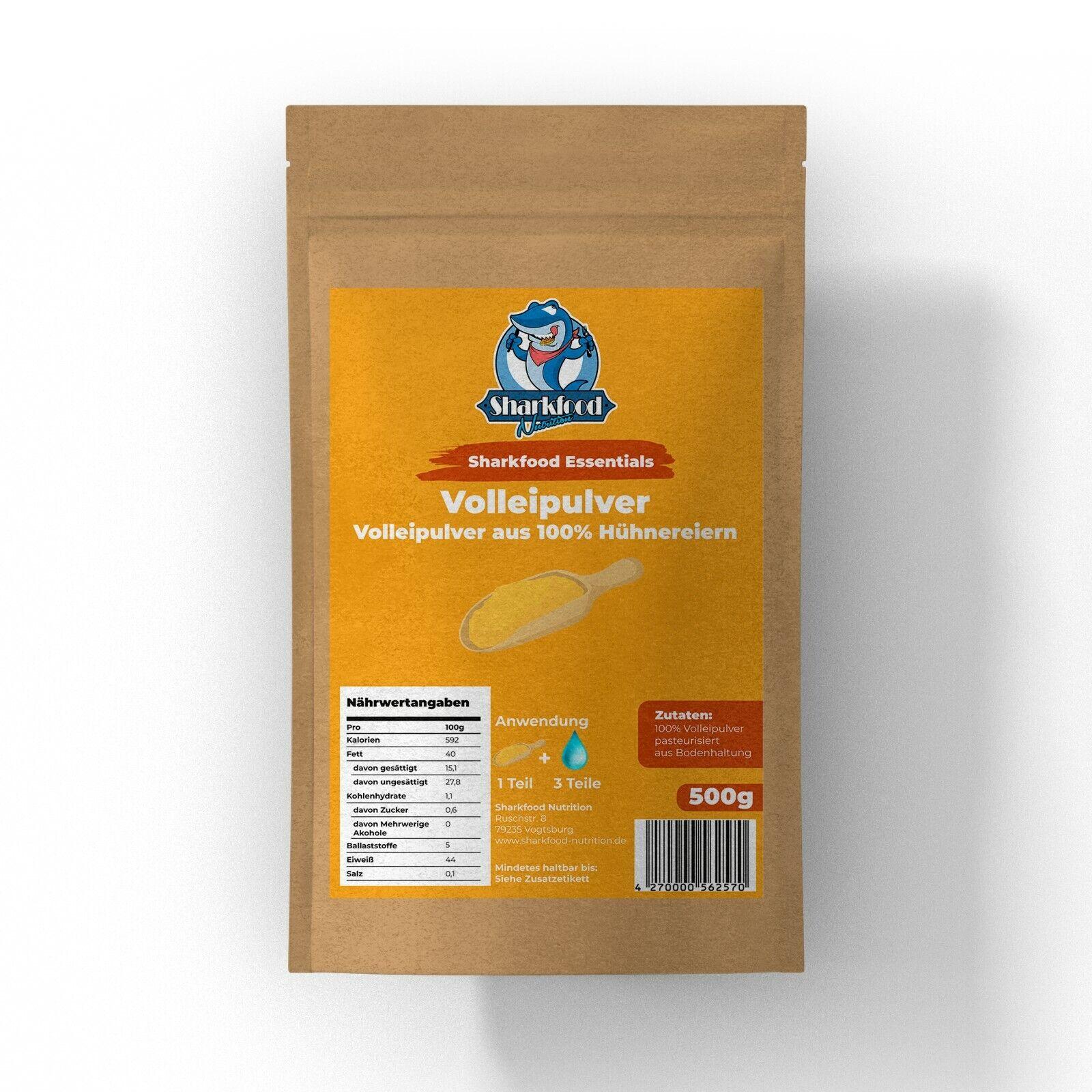 Low Carb Volleipulver | Hühnervolleipulver | Hühnerei | Trockenei | Vollei 500g