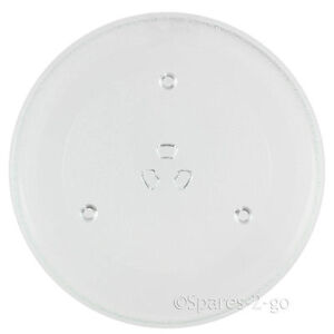 Microwave Plate 27cm Glass Turntable Dish 270mm 10.5