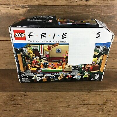 LEGO 21319 Friends The Television Series 1,070 Piece Set OPEN BOX QUICK SHIP