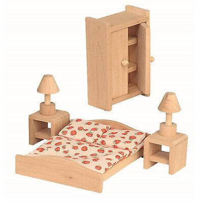 CHAMBRE 6 teilig pour meubles maison de poupée Beluga Set jeux