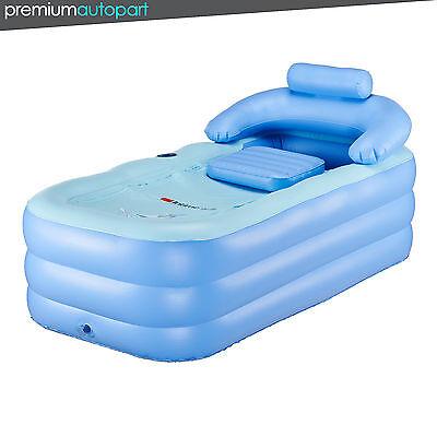 Blow Up Adult PVC Folding Portable Foldable Bathtub Inflatable Bath Tub Air Pump - Blow Up Tub