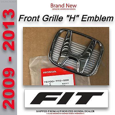 OEM 2009 - 2013  Honda FIT HATCHBACK Front Grille