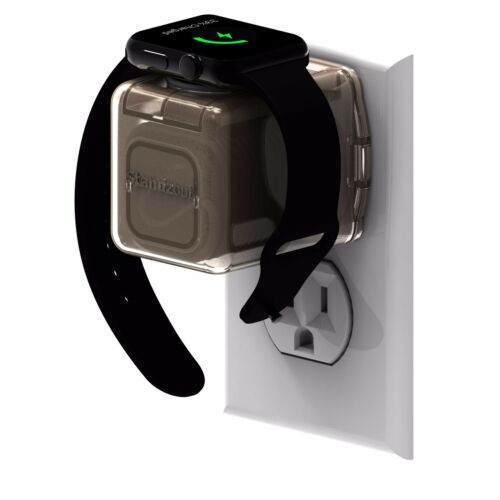 Helix Apple Watch Receptacle Dock Charger Housing (Glow in the Dark) by Standzou